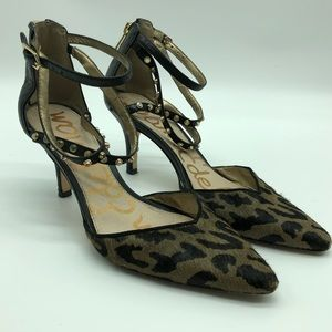 2c8a033391fb Women s Sam Edelman Ankle Strap Heels on Poshmark